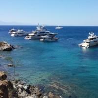 Magical Mykonos - Psarou Beach & Nammos