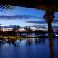 The Lux Grand Gaube Mauritius: Arriving & Eating (everything)