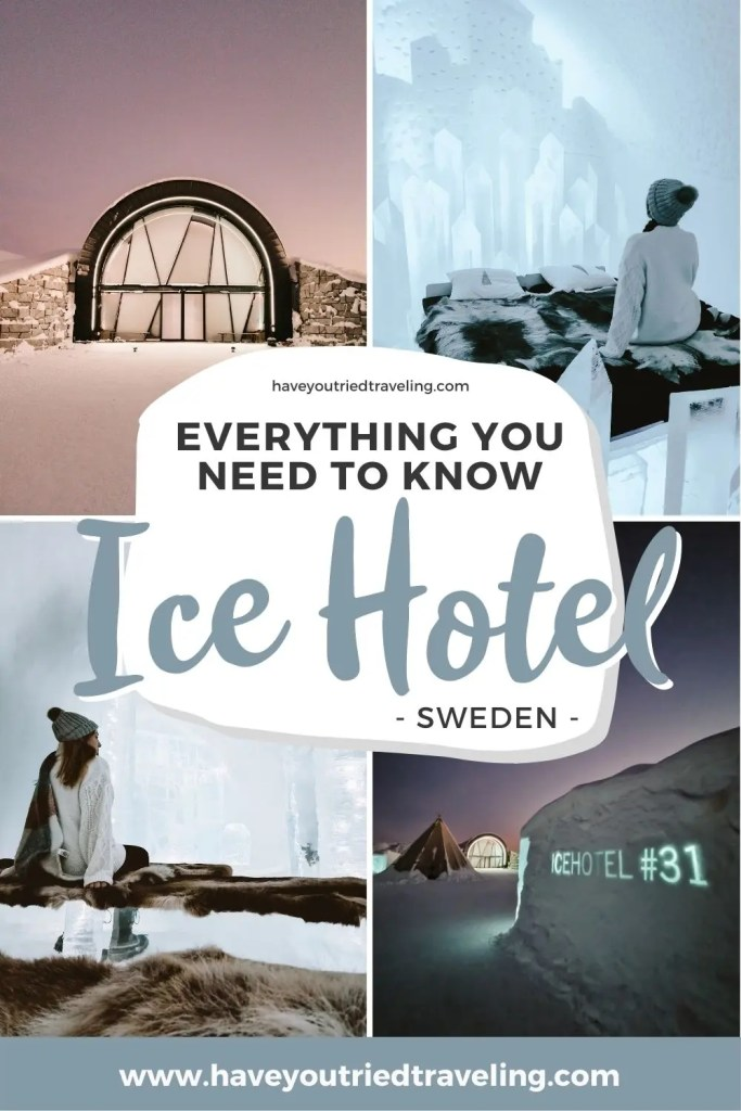 Everything you need to know about visiting the Ice Hotel in Sweden.
