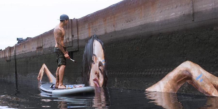 hula-streetart