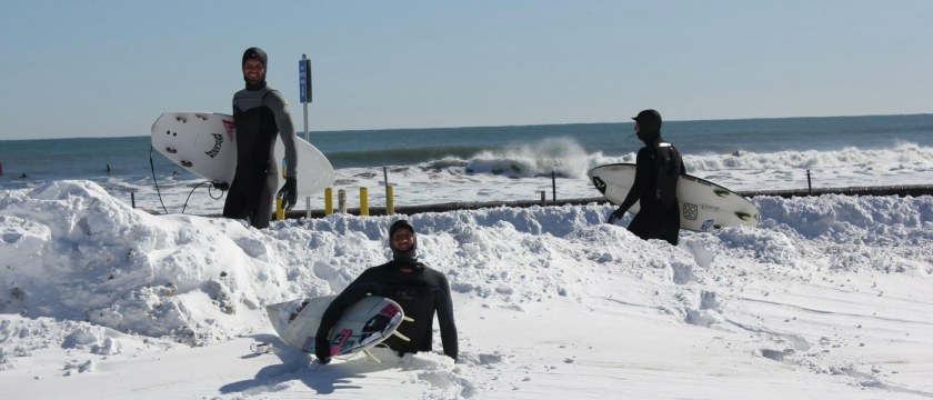 Surfer l'hiver : stop ou encore ?