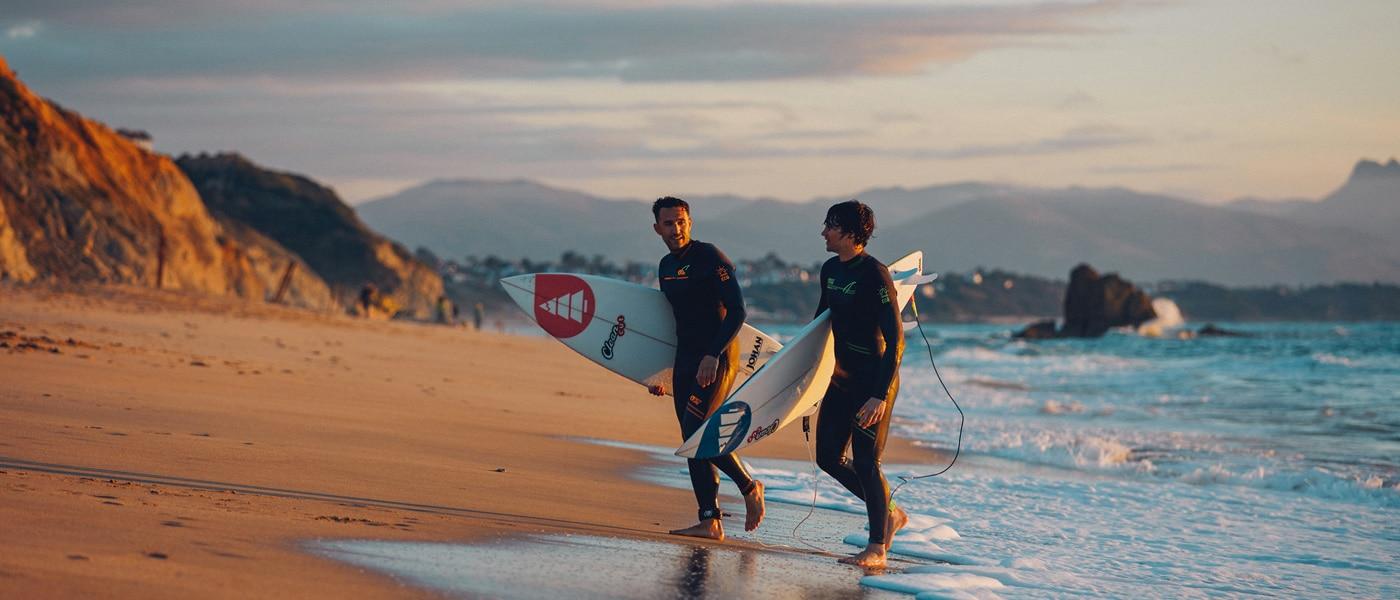 choisir sa combinaison de surf