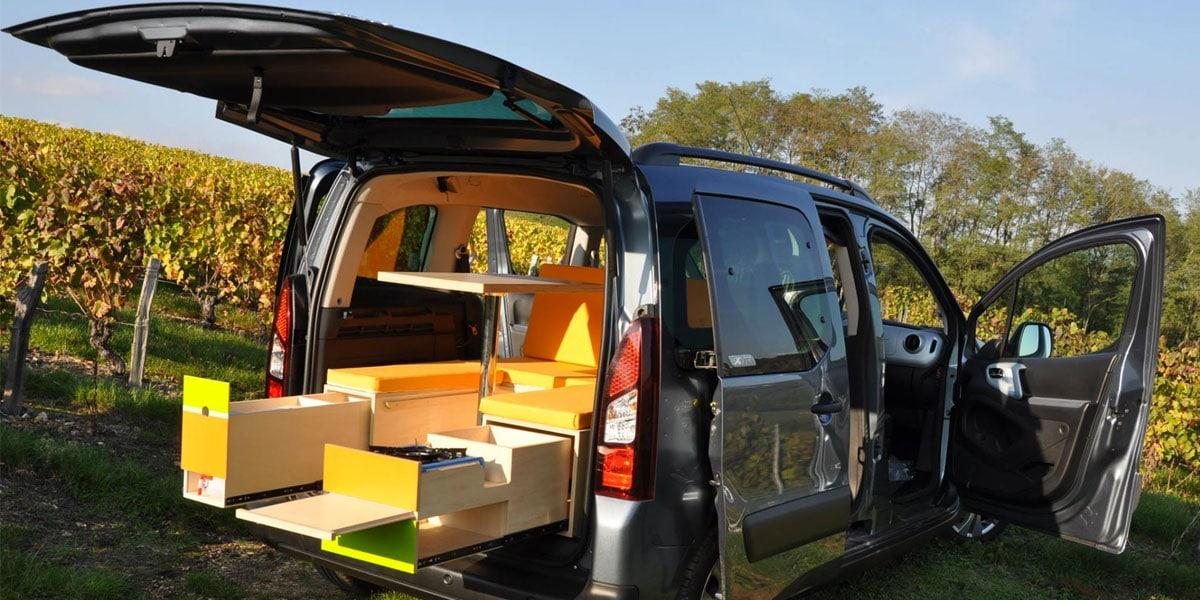 Aménagement Voiture En Camping Car aménager sa voiture pour dormir dedans : transformer sa voiture en van !