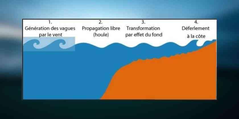 comprendre les previsions de surf