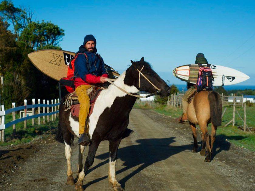 Voyage du flocon à la vague avec Damien Castera