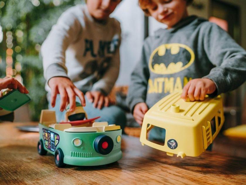 Les Mini Mondes : jouets eco responsables pour petits aventuriers !