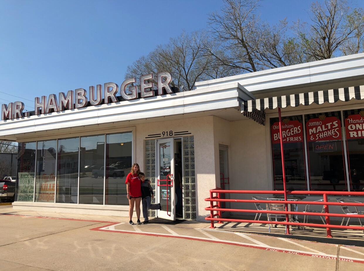 Mr Hamburger, Huntsville