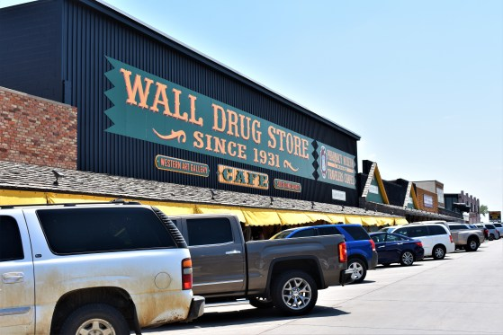 Wall Drug Store South Dakota
