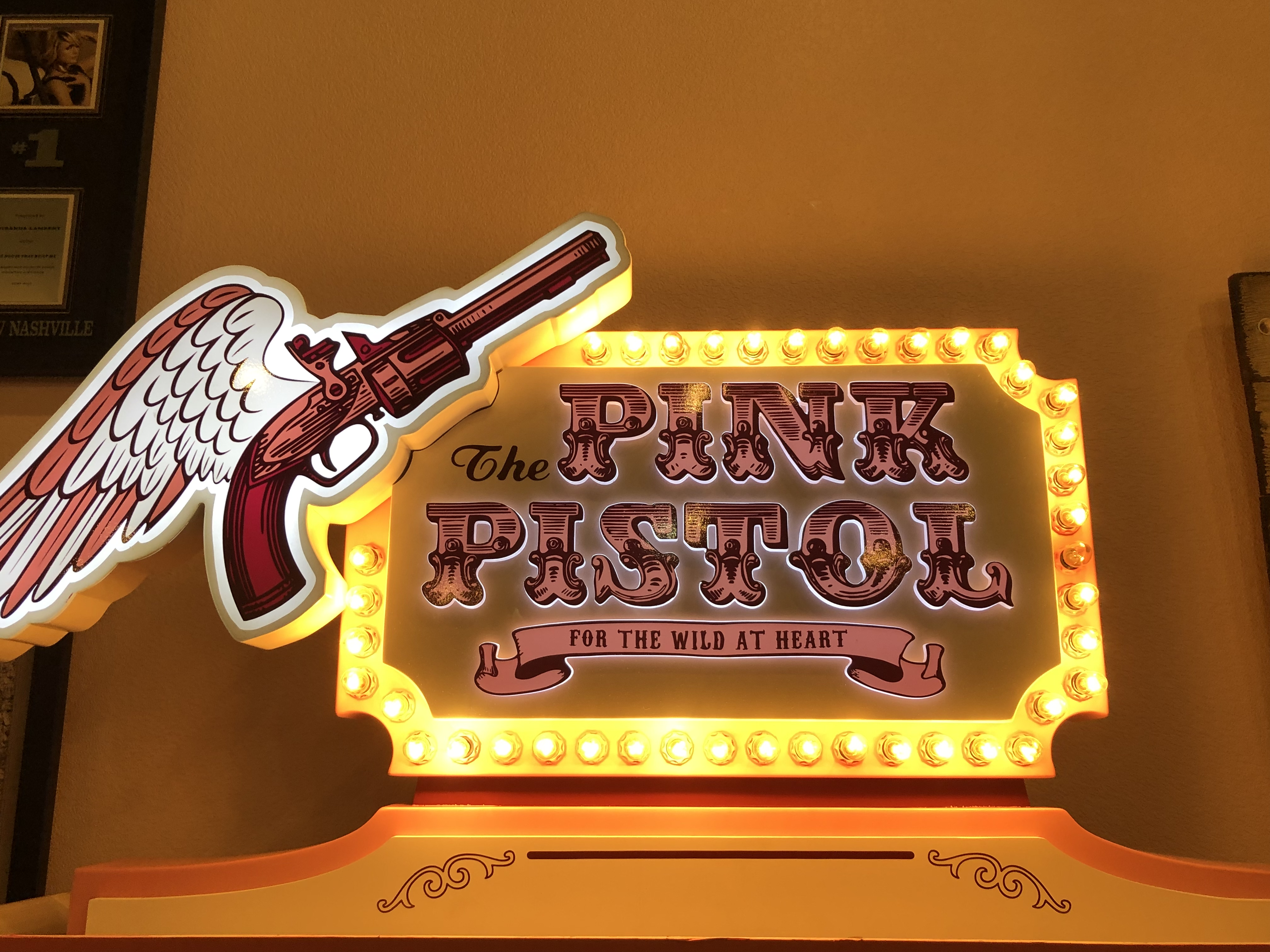 The Pink Pistol in Lindale Texas