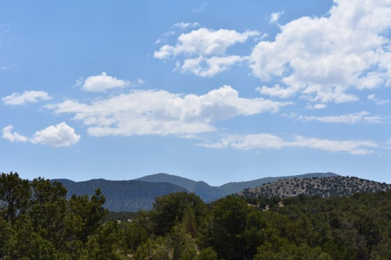 Turquoise Trail Scenic Byway