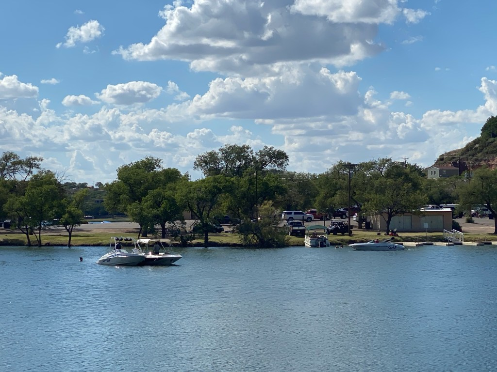 Buffalo Springs Lake in Lubbock