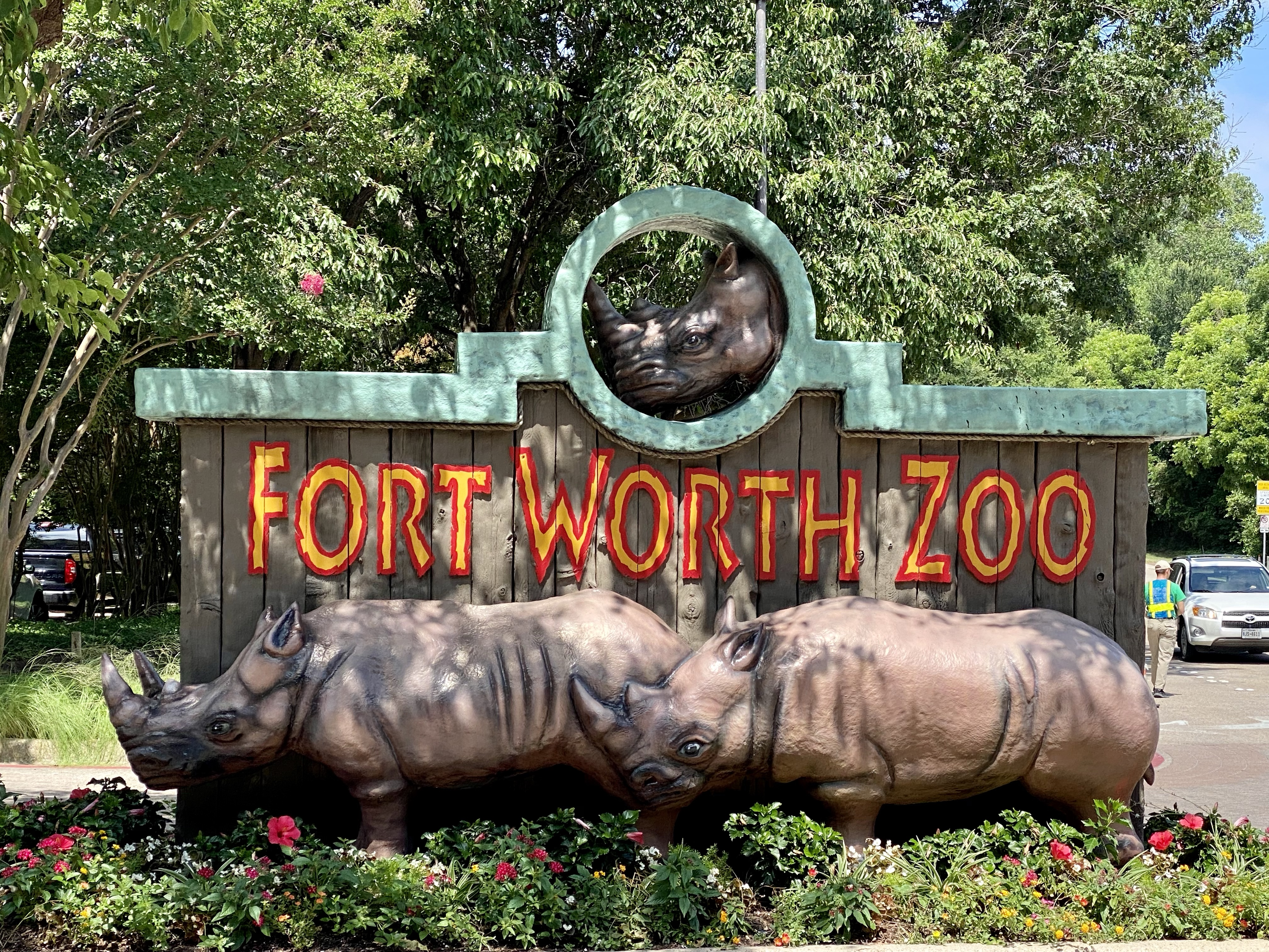 The Fort Worth Zoo Texas