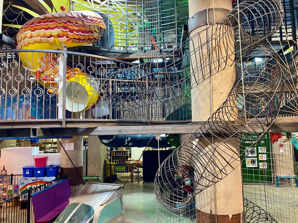 Spark Children's Museum in Dallas