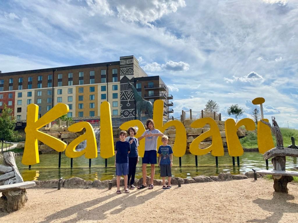 Kalahari Resort in Round Rock Texas