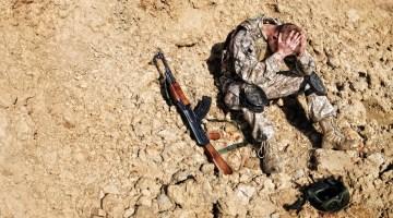 Battlefield Afghanistan:  My Greatest Failure