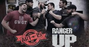 Ranger Up and Art15