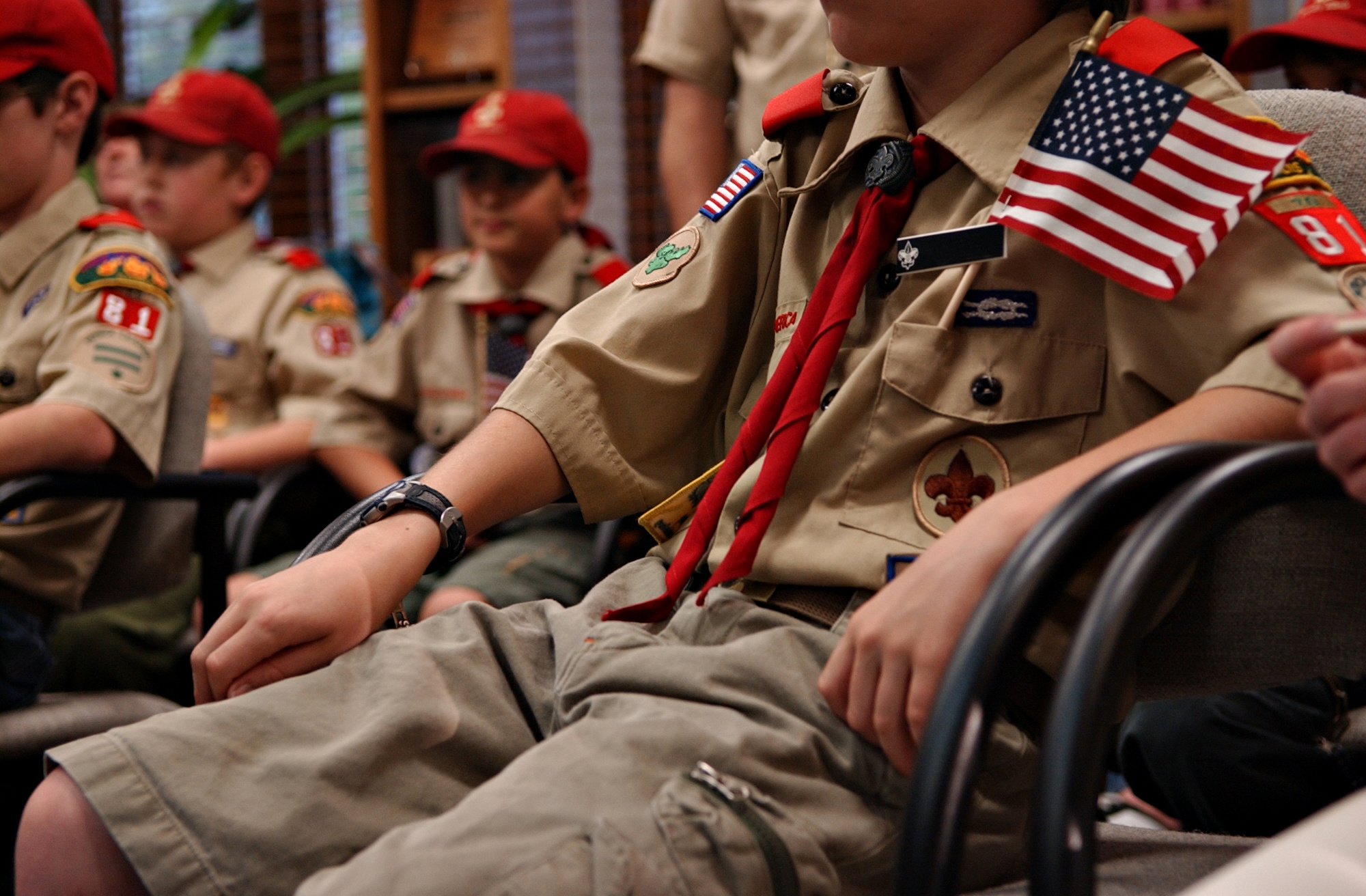 Reconsidering The Boy In Boy Scouts The Havok Journal