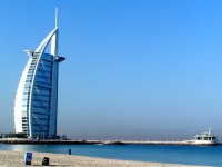 Dubajský hotel Burj Al Arab