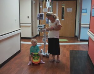 Waiting for Chemo