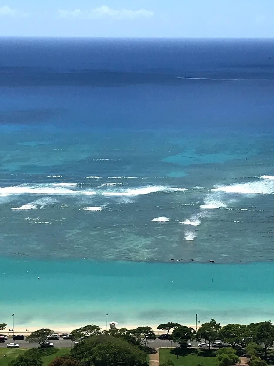 Koolaniの海