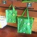 ハワイ「ホールフーズ」今旬の最新エコバッグ情報 1つ99セントからありますよ!!最新の3つセットエコバッグもどうぞ。