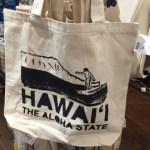 カハラモールにあるSOHAのハワイ限定エコバッグがALOHAな感じでお勧めです。SOHAのバッグベスト5のご紹介です。