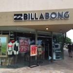 人気のサーフブランドBILLABONGが、なんと75%オフの大セール中!!お見逃しなく。