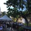 ハワイ最大のブロックパーティー「アロハフェスティバル・ワイキキ・ホオラウレア」。本日開催、ワイキキは準備中です。