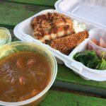 ハワイで5ドルで食べれる日本のカレー屋さんが嬉しすぎ。ワンコインランチinハワイ