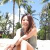 「ハワイ美女ウェンズデー」はじめてのハワイ。化粧品の海外担当ビジネスウーマンEnさん