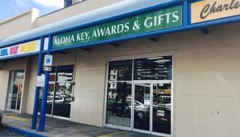Salt aloha key negle Gallery