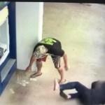 パールシティーでATM強盗。これは怖い。