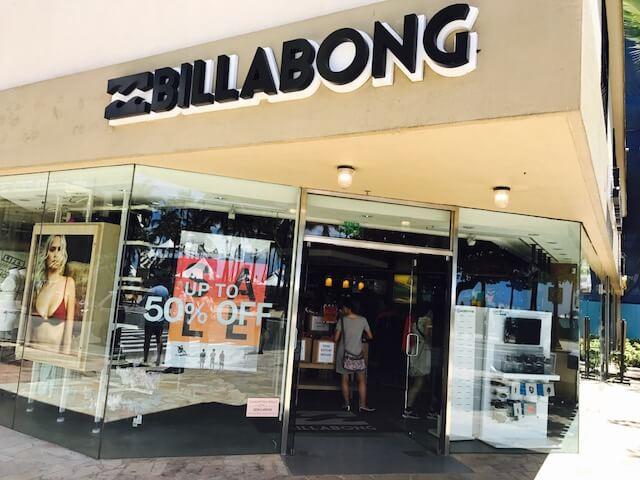 billabongセール