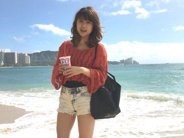 ハワイ美女123_Arisa