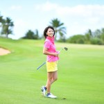 「ハワイ美女ウェンズデー」ハワイでゴルフコンシェルジュのYukaさん。