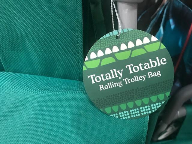 ホールフーズのローリング・トロリー・バッグ