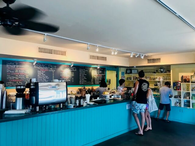 Cafe Marey's Diamond Head