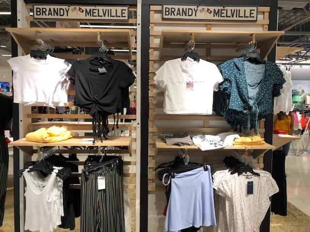 Brandy Melville(ブランディー・メルヴィル)