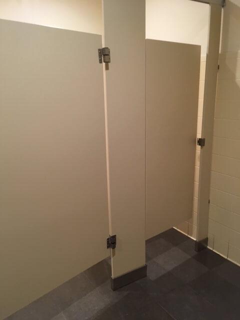 シェラトントイレ