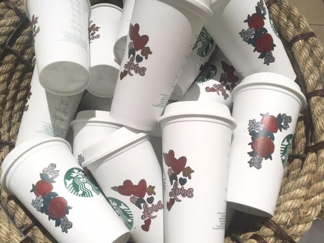スタバカップ
