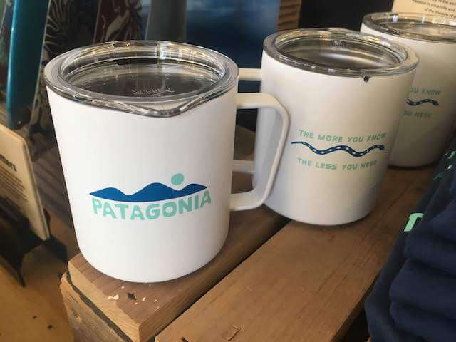 パタゴニアのマグカップ&ボトル情報