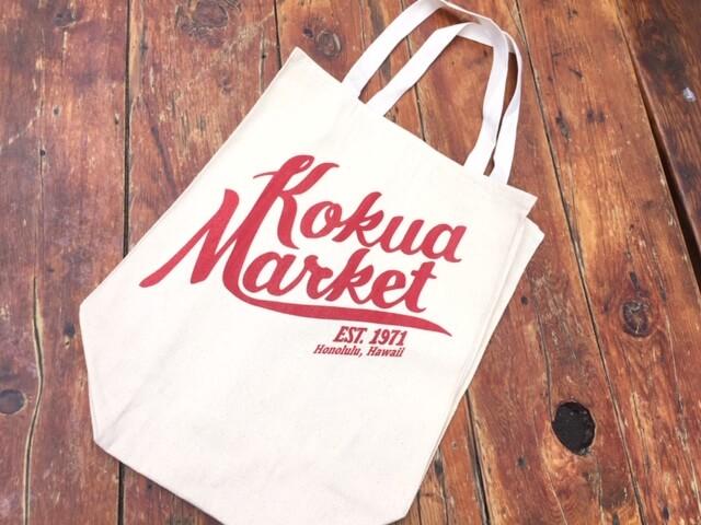 Kokua Marketのエコバック