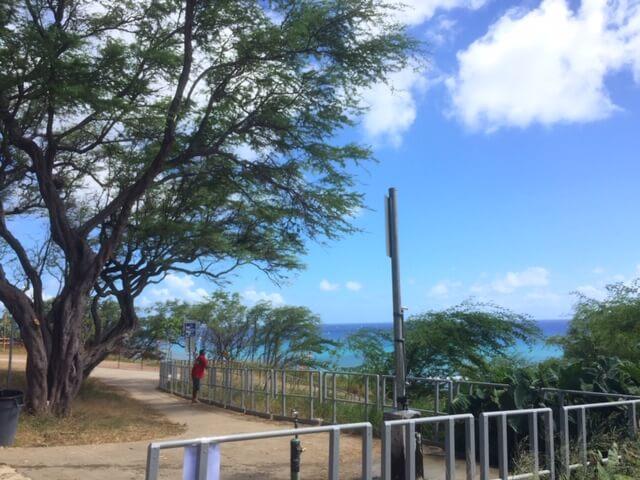ハワイのホームレス