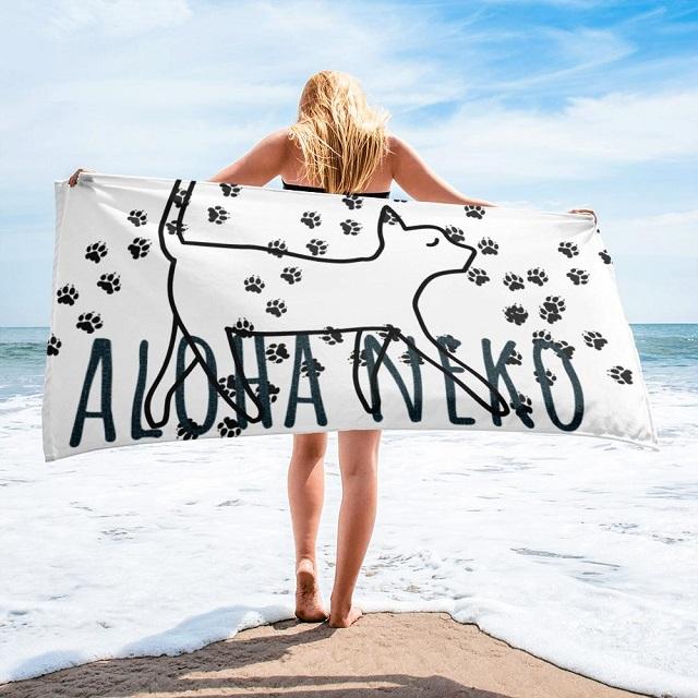 「All inspired with Aloha」 ハワイ在住日本人が手がけるアパレルオンラインサイト