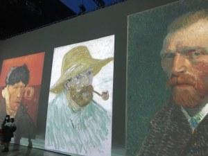 「Beyond Van Gogh」がハワイ開催中、デジタルアートが素敵