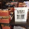 ハワイのワイケレアウトレットのVansがお勧め!!BUY ONE GET ONE 50%&20ドルOFF
