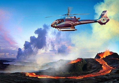 Big Island Hawaii Vulkan Tour