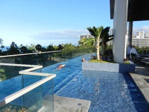 Hawaii Hotelbewertung Trump Hotel Infinity Pool