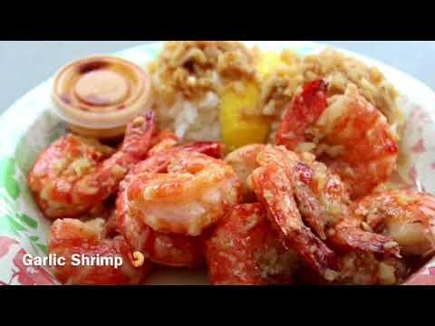 Shrimp Trucks Hawaii North Shore