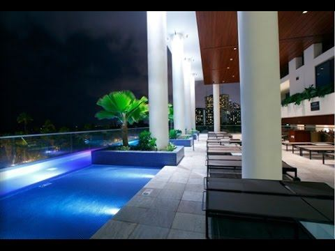 Trump Hotel Waikiki – Suite mit Blick ueber Waikiki auf Oahu in Hawaii